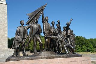 Buchenwalddenkmal in Weimar Foto: Rudolf Klein, Schoden [CC-BY-SA-3.0-de], via Wikimedia Commons